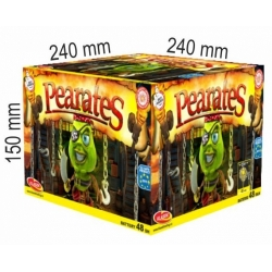 Pearates 48 rán / 25mm