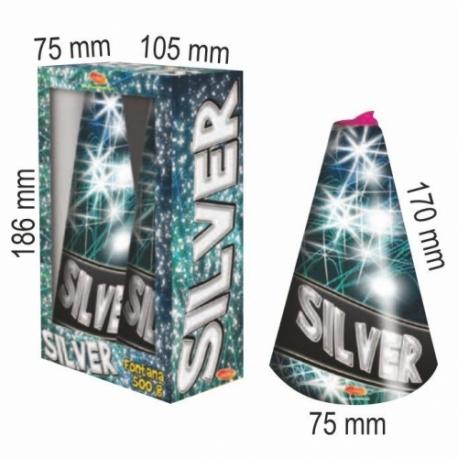 Vulkán- profi 250g Silver