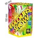 Colours show
