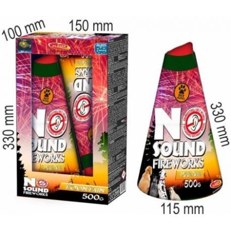 No Sound vulkán 500 g