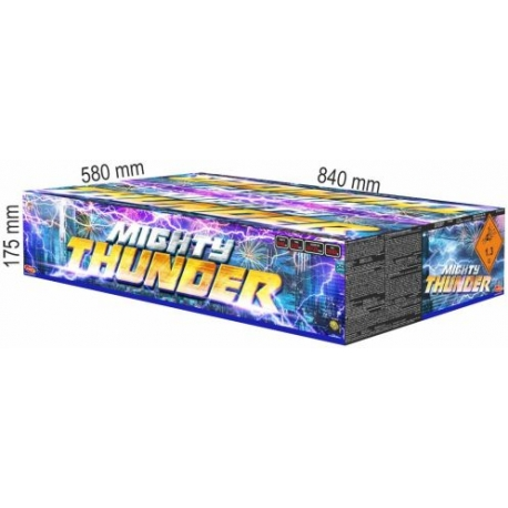 Mighty thunder 446 rán multikaliber