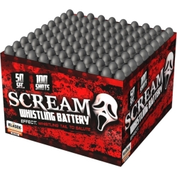 Scream 100  (Raketomet 100 rán)