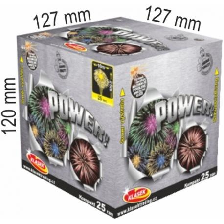 Power! 25 rán / 20mm