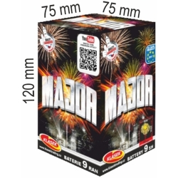 Major 9 rán / 20mm