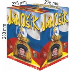 Jánošík 16 rán / 50mm