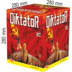 Diktátor 25 rán / 50mm