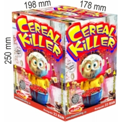 Cereal Killer 23 rán multikaliber