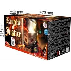 Knight of Justice - szökőkút + telep