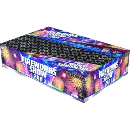Fireworks show 260 rán / 20mm