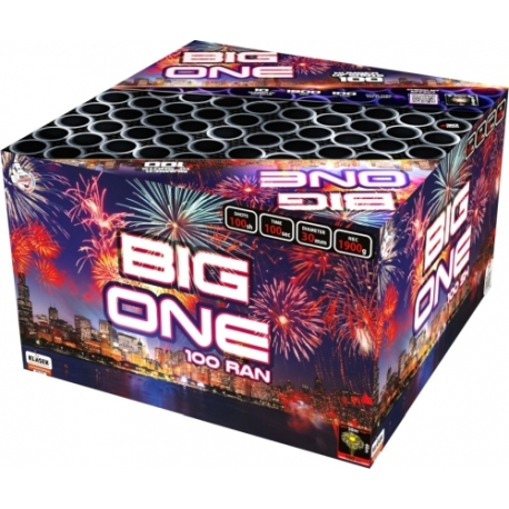 Big One 100 rán - 2 moduly