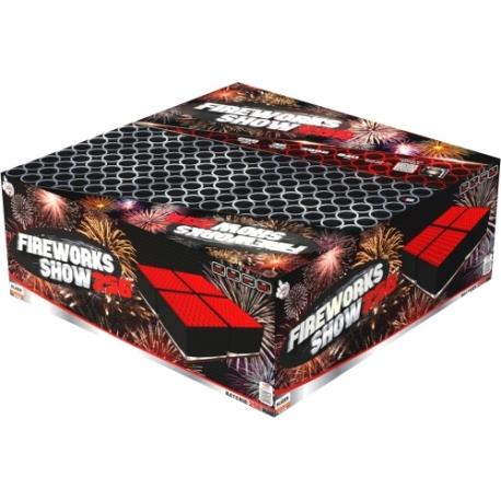 Fireworks show 256 rán / 30mm