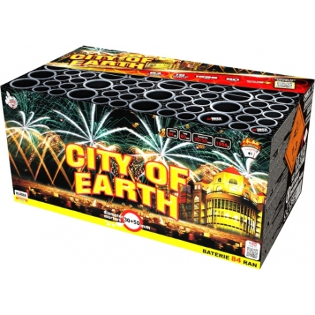 City of Earth 84 rán
