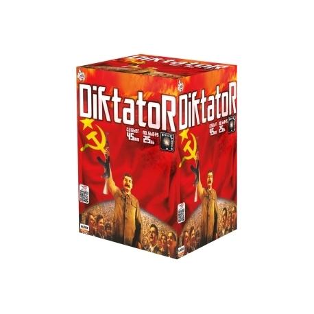 Diktátor  25 rán / 45mm