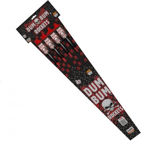 DumBum rocket - výška 83cm