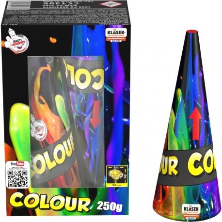 Vulkán- profi 250g Color