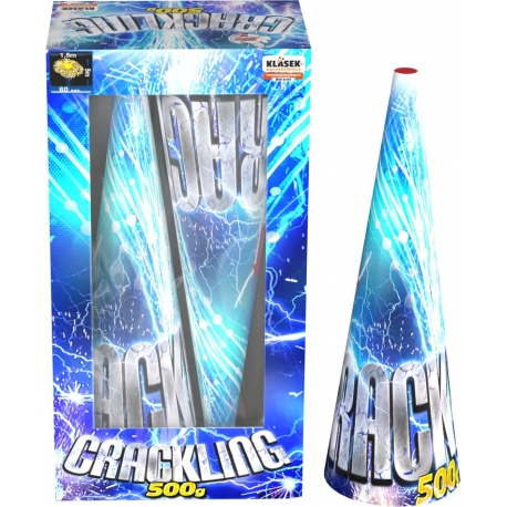 Vulkán- profi 500g Crackling