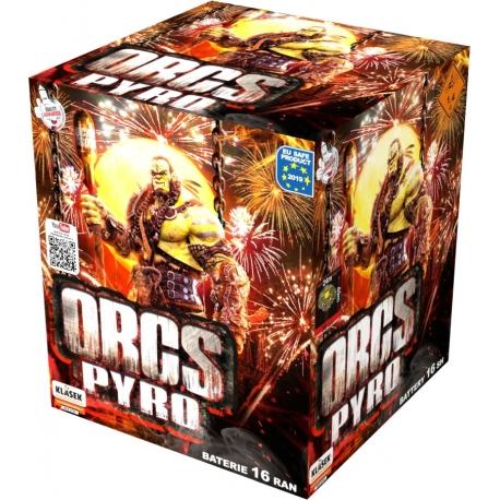 Orcs pyro