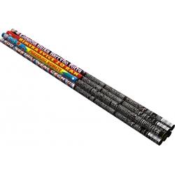 Római gyertya szett, 20 lövet, 60cm