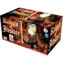 Knight of Justice - fontána + kompakt 78 rán multikaliber
