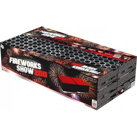 Fireworks show 200 rán / 25mm