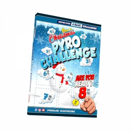 8 days Pyro challenge (christmas edition)