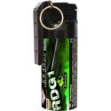 RDG1-zelená s pákovou rozbuškou