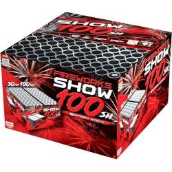 Fireworks show 100 lövet / 30mm