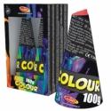 Vulkán 100g farebné hviezdy, 6ks v balení