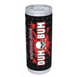 Explosive drink - Energetický nápoj Dumbum