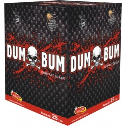 Dumbum 25 rán / 30mm