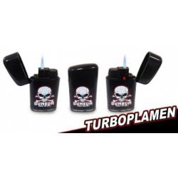 Zapaľovač Dumbum s turboplameňom