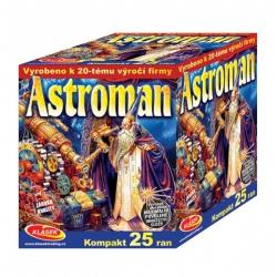 Astroman 25 rán / 25mm