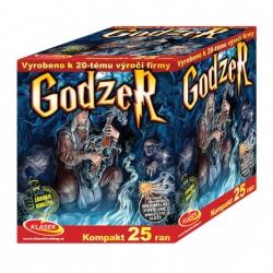 Godzer 25 rán / 25mm
