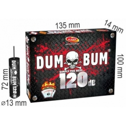 Dumbum 120 - 10ks