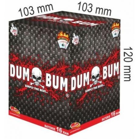 Dumbum 16 rán / 20mm