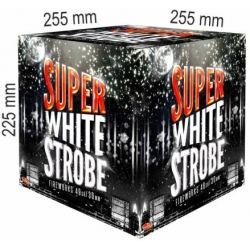 Super White Strobe 49 rán / 30mm