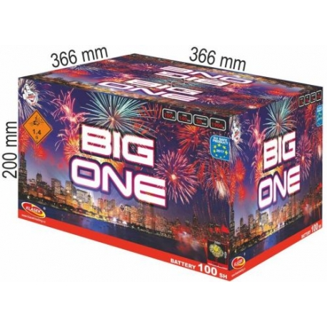 Big one F2  100rán / 30mm