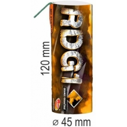 Dymovnica RDG1 - oranžová