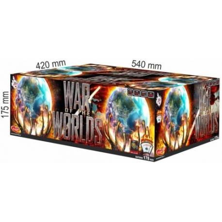 War of Worlds  178 rán / 25mm