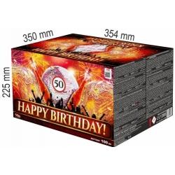 Všetko najlepšie k narodeninám  100 rán / 30mm