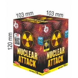 Nuclear attack 16 rán / 20mm