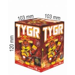 Tygr 16 rán / 20mm