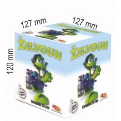 Želvoun 25 rán / 20mm