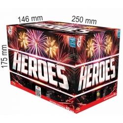 Heroes  -  szökőkut + multikaliberű telep