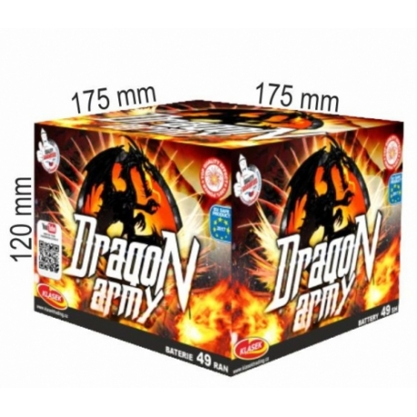 Dragon army 49 rán / 20mm