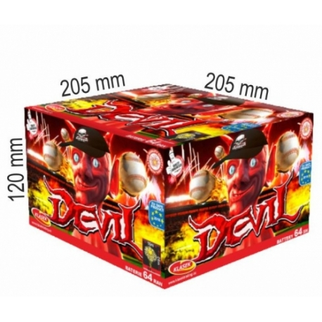 Devil 64 rán / 20mm
