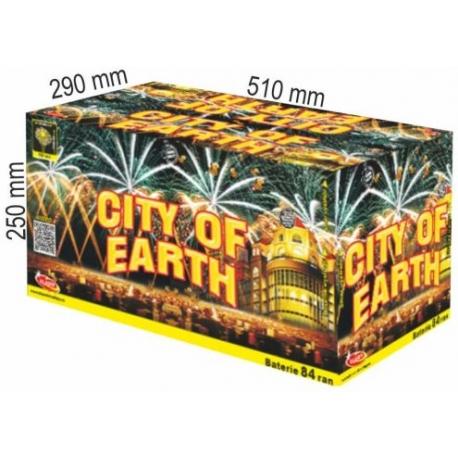 City of Earth 84 rán