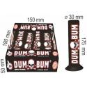 Dumbum vetőcső 30 mm - single shot