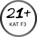 Ohňostroje kaliber 20mm kategória F3