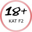 Multikaliberű tüzijáték telepek, Kat. F2